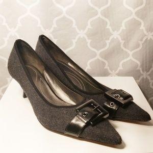 """Tahari """"Neal"""" kitten heels"""